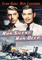 Run Silent Run Deep - DVD cover (xs thumbnail)