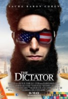 The Dictator - Australian Movie Poster (xs thumbnail)