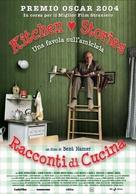 Kitchen Stories - Italian Movie Poster (xs thumbnail)