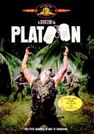 Platoon - DVD movie cover (xs thumbnail)