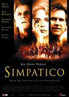 Simpatico - German Movie Poster (xs thumbnail)
