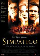 Simpatico - German Movie Poster (xs thumbnail)