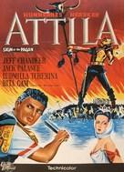 Sign of the Pagan - Danish Movie Poster (xs thumbnail)
