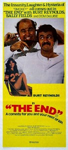 The End - Australian Movie Poster (xs thumbnail)