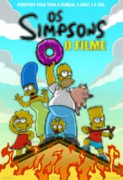 The Simpsons Movie - Brazilian Movie Poster (xs thumbnail)