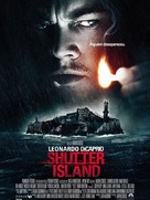Shutter Island - Portuguese Movie Poster (xs thumbnail)