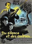 To Kill a Mockingbird - French Movie Poster (xs thumbnail)