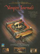 Vampire Journals - Movie Poster (xs thumbnail)