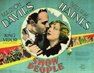 Show People - Movie Poster (xs thumbnail)