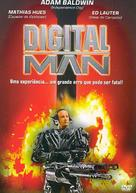 Digital Man - Brazilian DVD movie cover (xs thumbnail)