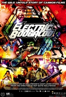 Electric Boogaloo: The Wild, Untold Story of Cannon Films - New Zealand Movie Poster (xs thumbnail)