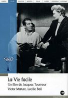 Easy Living - French DVD movie cover (xs thumbnail)
