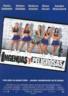 Sugar & Spice - Spanish Movie Poster (xs thumbnail)