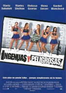 Sugar & Spice - Spanish Movie Poster (xs thumbnail)