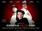 Mon beau-frère a tué ma soeur - British Movie Poster (xs thumbnail)