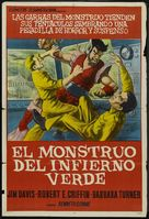 Monster from Green Hell - Argentinian Theatrical movie poster (xs thumbnail)