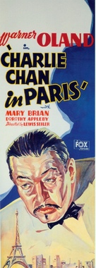 Charlie Chan in Paris - Movie Poster (xs thumbnail)