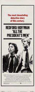 All the President's Men - Movie Poster (xs thumbnail)