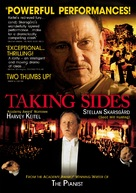 Taking Sides - DVD cover (xs thumbnail)