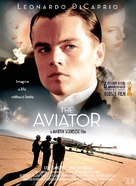 The Aviator - Swedish Movie Poster (xs thumbnail)
