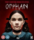 Orphan - British Blu-Ray movie cover (xs thumbnail)
