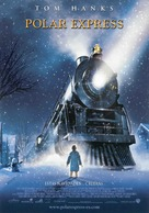 The Polar Express - Spanish Movie Poster (xs thumbnail)