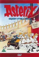 Astérix et la surprise de César - Danish DVD movie cover (xs thumbnail)