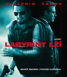 Body of Lies - Czech Blu-Ray cover (xs thumbnail)