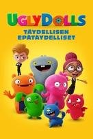 UglyDolls - Finnish Movie Cover (xs thumbnail)