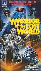 Warrior of the Lost World - Dutch VHS movie cover (xs thumbnail)
