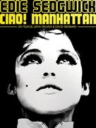 Ciao Manhattan - French Movie Poster (xs thumbnail)