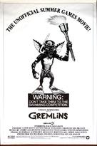 Gremlins - Movie Poster (xs thumbnail)