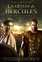 The Legend of Hercules - Argentinian Movie Poster (xs thumbnail)