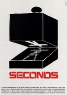 Seconds - Movie Poster (xs thumbnail)