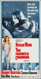This Property Is Condemned - Movie Poster (xs thumbnail)
