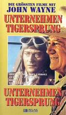 Flying Tigers - German VHS movie cover (xs thumbnail)