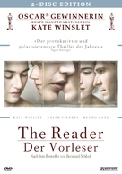 The Reader - Swiss DVD movie cover (xs thumbnail)