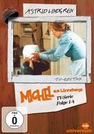 """Emil i Lönneberga"" - German DVD movie cover (xs thumbnail)"