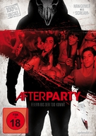 Afterparty - German DVD cover (xs thumbnail)