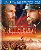 Gettysburg - Blu-Ray movie cover (xs thumbnail)