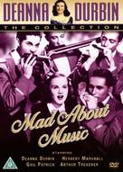 Mad About Music - British DVD cover (xs thumbnail)