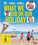 What We Did on Our Holiday - German Blu-Ray cover (xs thumbnail)