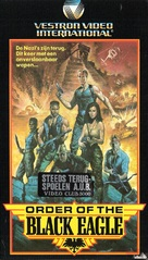 The Order of the Black Eagle - VHS cover (xs thumbnail)