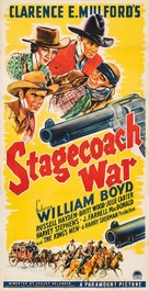Stagecoach War - Movie Poster (xs thumbnail)