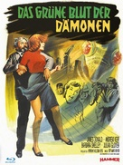 Quatermass and the Pit - German Blu-Ray cover (xs thumbnail)