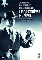 Kansas City Confidential - French DVD cover (xs thumbnail)