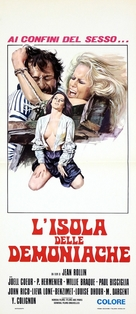 Les dèmoniaques - Italian Movie Poster (xs thumbnail)