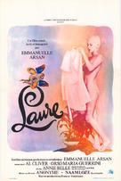 Laure - Belgian Movie Poster (xs thumbnail)
