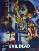 The Evil Dead - Indian Movie Cover (xs thumbnail)