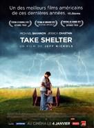 Take Shelter - French Movie Poster (xs thumbnail)